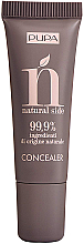 Fragrances, Perfumes, Cosmetics Concealer - Pupa Natural Side Concealer