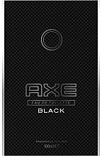 Fragrances, Perfumes, Cosmetics Axe Black - Eau de Toilette