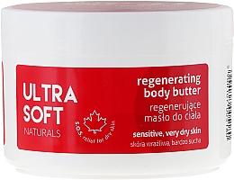 Fragrances, Perfumes, Cosmetics Regenerating Body Butter - Ultra Soft Naturals Regenerating Body Butter
