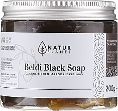 Fragrances, Perfumes, Cosmetics Moroccan Beldi Black Soap - Natur Planet Moroccan Beldi Black Soap