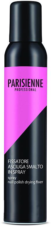 Spray Nail Polish Drying Fixer - Parisienne Spray Nail Polish Drying Fixer