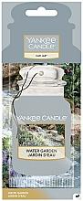 Fragrances, Perfumes, Cosmetics Car Air Freshener - Yankee Candle Car Jar Water Garden