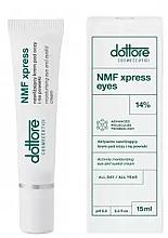 Fragrances, Perfumes, Cosmetics Moisturizing Eye Cream - Dottore NMF Xpress Cream Eyes