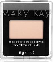 Fragrances, Perfumes, Cosmetics Compact Mineral Powder - Mary Kay Sheer Mineral Pressed Powder