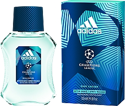 Fragrances, Perfumes, Cosmetics Adidas UEFA Champions League Dare Edition - After Shave Lotion