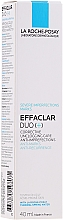 Fragrances, Perfumes, Cosmetics Corrective Solution for Oily and Problem Skin - La Roche-Posay Effaclar Duo +