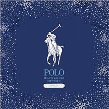 Fragrances, Perfumes, Cosmetics Ralph Lauren Polo Deep Blue Holiday Gift Set - Set (parfum/125ml + parfum/40ml)