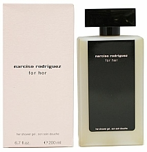 Fragrances, Perfumes, Cosmetics Narciso Rodriguez For Her - Shower Gel