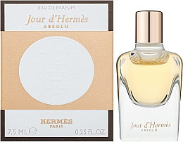 Fragrances, Perfumes, Cosmetics Hermes Jour d`Hermes Absolu - Eau de Parfum (mini size)