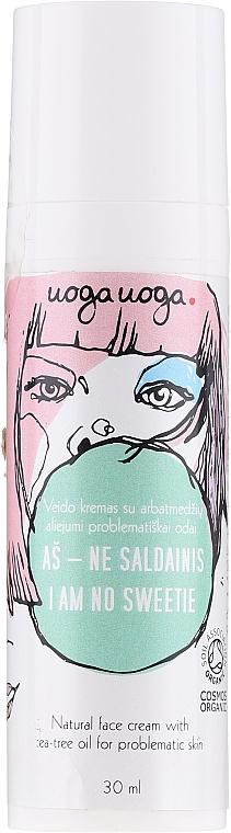 Face Cream - Uoga Uoga I Am No Sweetie Face Cream