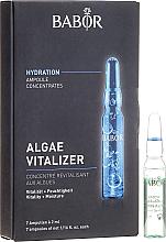 Fragrances, Perfumes, Cosmetics Algae Face Ampoule - Babor Ampoule Concentrates Algae Vitalizer