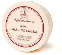 "Fragrances, Perfumes, Cosmetics Shaving Cream ""Rose"" - Taylor of Old Bond Street Rose Shaving Cream Bowl"
