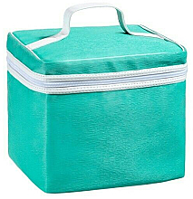 Fragrances, Perfumes, Cosmetics Makeup Bag, turquoise, 20 x 18 x 20cm - Acqua Dell Elba Beauty da Viaggio