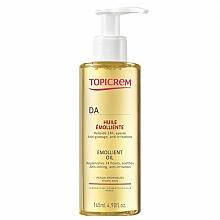 Fragrances, Perfumes, Cosmetics Softening Body Oil - Topicrem DA Emollient Oil