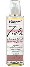 Fragrances, Perfumes, Cosmetics Hair Mask - Nacomi 7 Oils Natural Hair Mask
