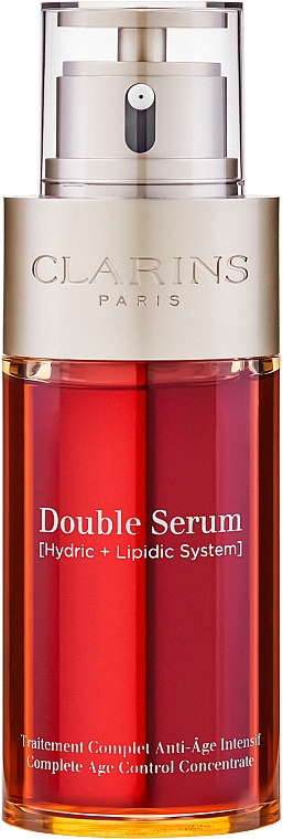 Double Serum - Clarins Double Serum Complete Age Control Concentrate