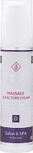 Fragrances, Perfumes, Cosmetics Massage Cream - Charmine Rose Massage G-Factors Cream