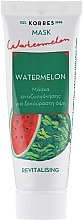 Fragrances, Perfumes, Cosmetics Watermelon Revitalising Mask - Korres Watermelon Revitalising Mask