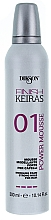 Fragrances, Perfumes, Cosmetics Strong Hold Hair Foam - Dikson Finish Keiras Modeling Foam Strong Hold For Hair