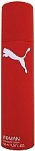 Fragrances, Perfumes, Cosmetics Puma Red & White Woman - Deodorant