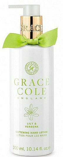 Hand Lotion - Grace Cole Lily & Verbena Hand Lotion
