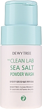 Fragrances, Perfumes, Cosmetics Sea Salt Powder Wash - Dewytree The Clean Lab Sea Salt Powder Wash
