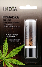 Fragrances, Perfumes, Cosmetics Hemp Oil Lip Balm - India