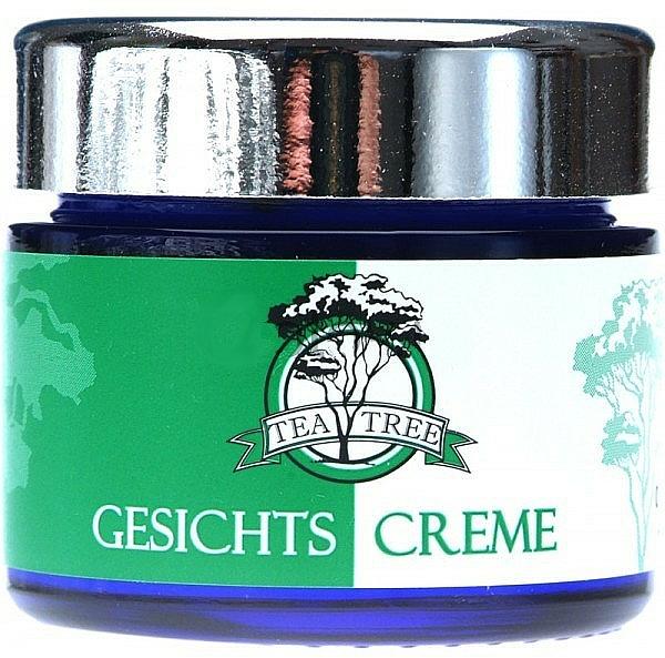 "Face Cream ""Tea Tree"" - Styx Naturcosmetic Tee Tree Creme"