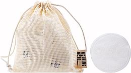 Fragrances, Perfumes, Cosmetics Reusable Cotton Pads - Nothing More Originals Cotons Bambou + Filet