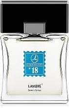 Fragrances, Perfumes, Cosmetics Lambre № 18 - Woda toaletowa