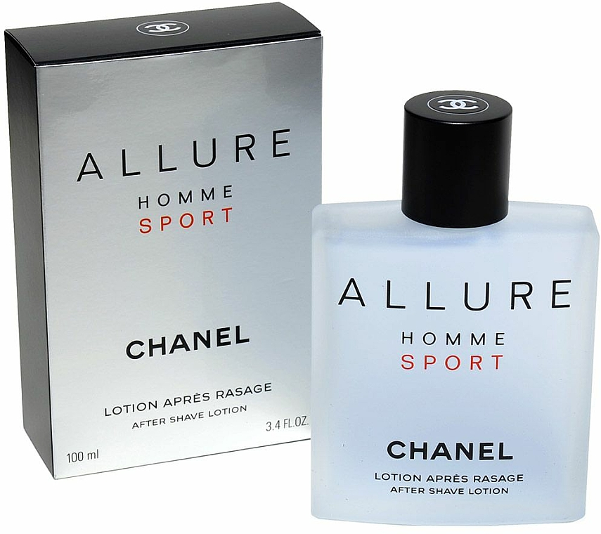 Chanel Allure homme Sport - After Shave Lotion — photo N2