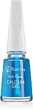 Fragrances, Perfumes, Cosmetics Nail Gel Polish - Flormar Nail Care Calcium Gel