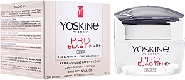 Fragrances, Perfumes, Cosmetics Day Cream for Normal and Combination Skin 40+ - Yoskine Classic Pro-Elastin Day Cream 40+