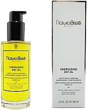 Fragrances, Perfumes, Cosmetics Energizing Body Dry Oil - Natura Bisse Energizing Dry Oil