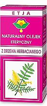 Fragrances, Perfumes, Cosmetics Tea Tree Natural Essential Oil - Etja Natural Essential Tea Tree Oil