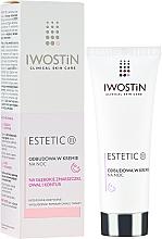 Fragrances, Perfumes, Cosmetics Revitalizing Night Face Cream - Iwostin Estetic 3 Restorative Night Cream