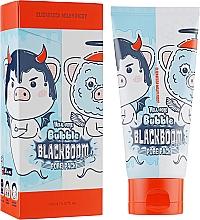 Fragrances, Perfumes, Cosmetics Cleansing Pore Oxygen Mask - Elizavecca Hell-Pore Bubble Blackboom Pore Pack