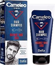 Fragrances, Perfumes, Cosmetics Hair Shampoo - Delia Cameleo Men Against Hair Loss Shampoo