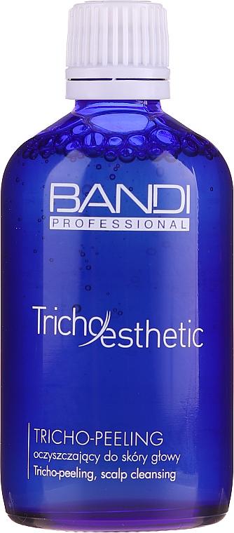 Cleansing Scalp Tricho-Peeling - Bandi Professional Tricho Esthetic Tricho-Peeling Scalp Cleansing