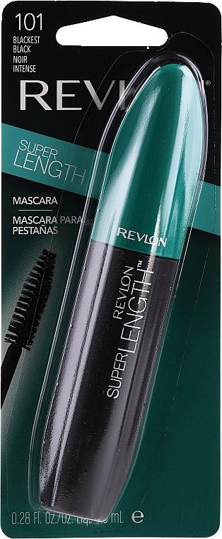 Waterproof Lash Mascara - Revlon Super Length Waterproof Mascara