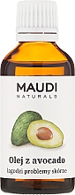 Fragrances, Perfumes, Cosmetics Avocado Oil - Maudi