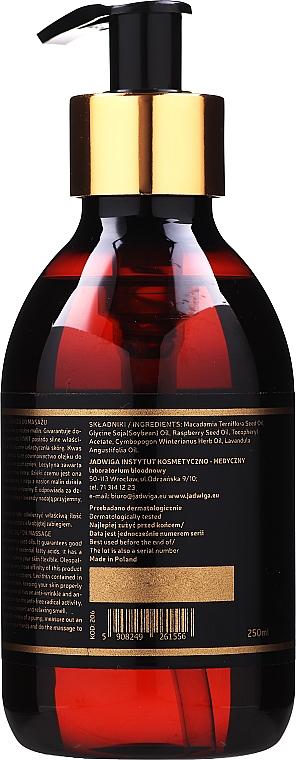 "Massage Face Oil ""Melissa & Lavender"" - Jadwiga Face Oil — photo N2"