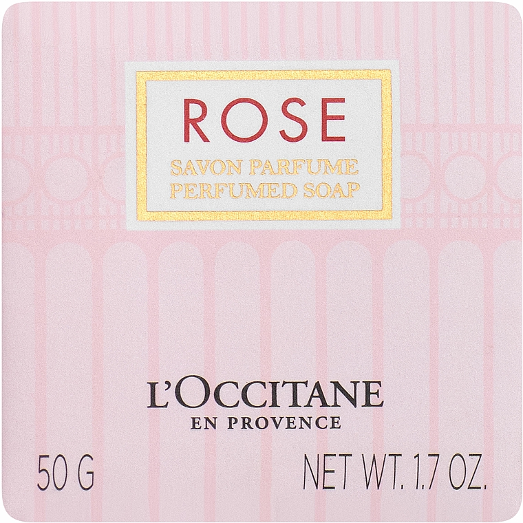 L'Occitane Rose - Soap