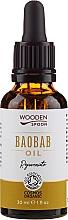 Fragrances, Perfumes, Cosmetics Baobab Oil - Wooden Spoon Baobab Oil