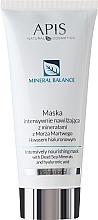 Fragrances, Perfumes, Cosmetics Intensive Nourishing Face Mask - APIS Professional Hydro Balance Intensively Nourishing Mask