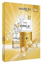 Fragrances, Perfumes, Cosmetics Set - Marion Age Treatment 70+ (mask/2x8ml + ser/15ml)