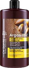 "Fragrances, Perfumes, Cosmetics Argan Oil & Keratin Hair Shampoo ""Hydrating"" - Dr. Sante Argan Hair"