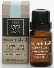 "Fragrances, Perfumes, Cosmetics Essential Oil ""Peppermint"" - Apivita Aromatherapy Organic Peppermint Oil"