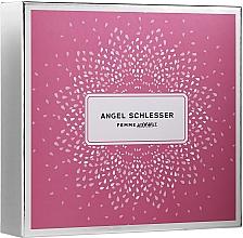 Fragrances, Perfumes, Cosmetics Angel Schlesser Femme Adorable - Set (edt/100ml + edt/15ml + b/lot/100ml)