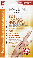 Fragrances, Perfumes, Cosmetics Paraffin Hand Mask - Eveline Cosmetics Therapy